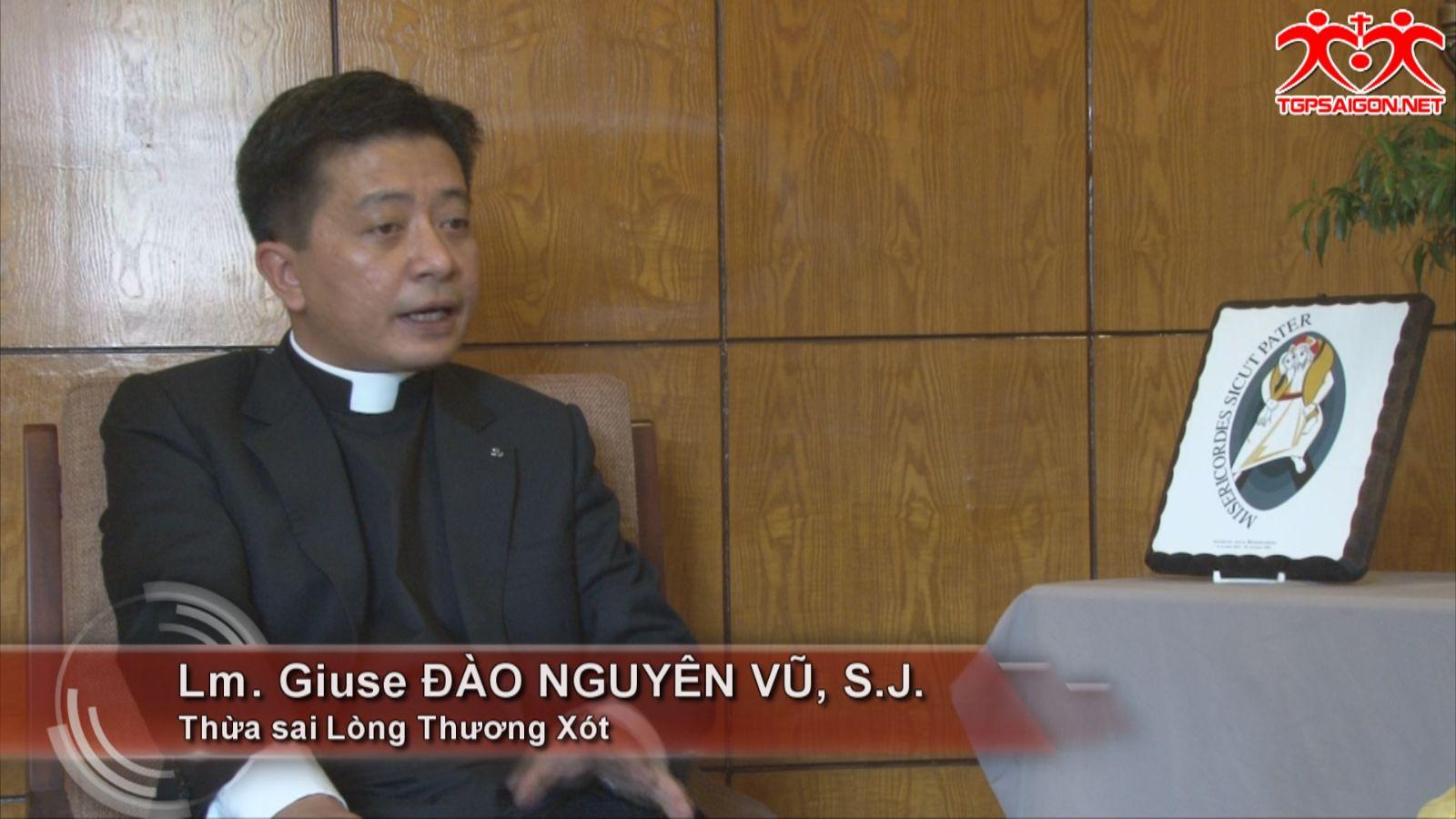 PV Lm. Đào Nguyên Vũ - Thừa sai lòng Thương Xót