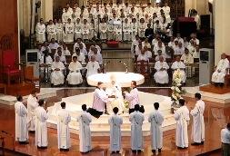 TGP Sài Gòn: Thánh Lễ Truyền chức Linh mục (19.6.2020)