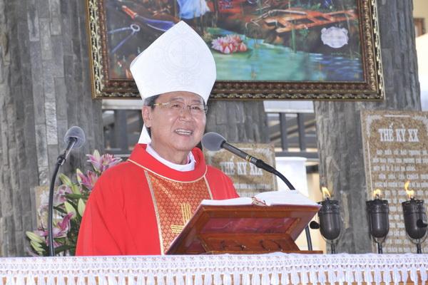 Nữ Vương Các Thánh Tử Đạo - Gm. Nguyễn Văn Khảm