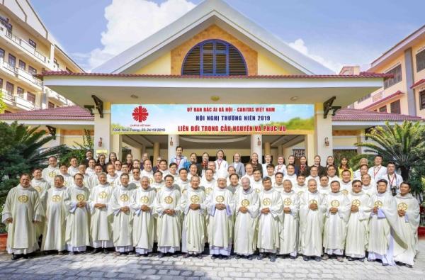Caritas Việt Nam: Khai mạc Hội nghị Thường niên 2019