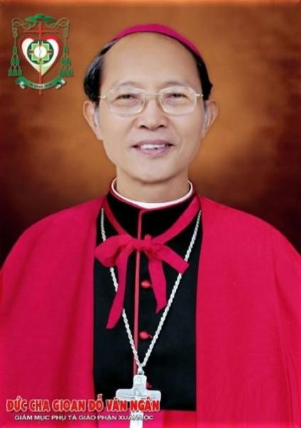 Tân Giám mục chính tòa Xuân Lộc