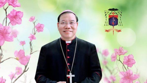 ĐGH Phanxicô bổ nhiệm Đức cha Giuse Vũ Văn Thiên làm TGM TGP Hà Nội