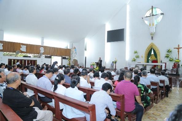Tường thuật Đại hội Ủy ban Giáo dân của HĐGMVN lần thứ 1 tại Bãi Dâu, Vũng Tàu