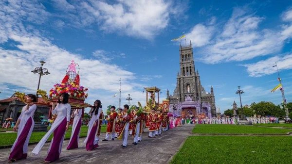 Đại hội giới trẻ giáo tỉnh Hà Nội: 20 ngàn bạn trẻ sẽ về nguồn