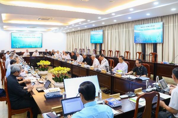 HĐGM: Khai mạc Hội nghị thường niên 2020