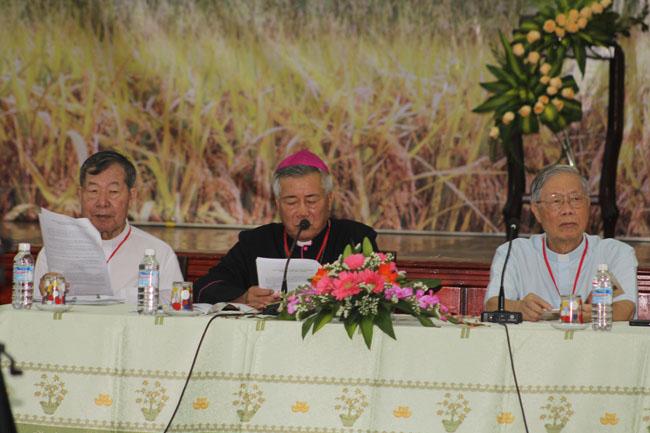 Khai mạc Hội thảo Loan Báo Tin Mừng toàn quốc tại TGP Huế