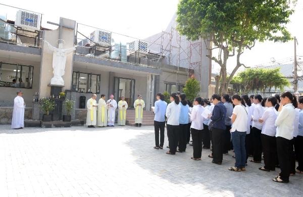 Khánh thành, làm phép Học viện Công giáo và khai giảng Năm học 2019-2020