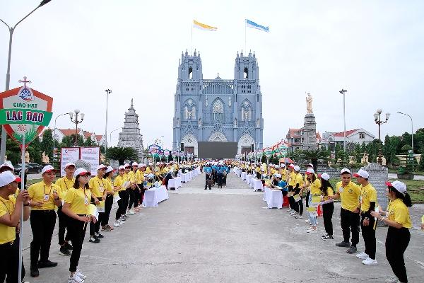 Đại hội Giới trẻ Miền Bắc: Bùi Chu trước giờ khai hội