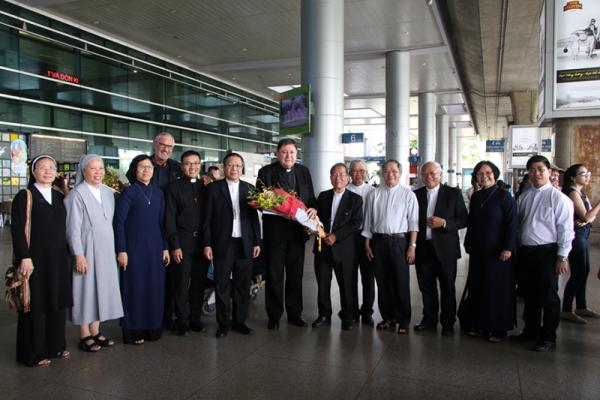 ĐHY João Braz de Aviz Bộ trưởng Bộ Đời sống thánh hiến thăm Giáo Hội Việt Nam