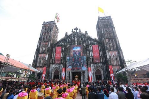 Giáo hội Việt Nam bế mạc Năm Thánh 2018