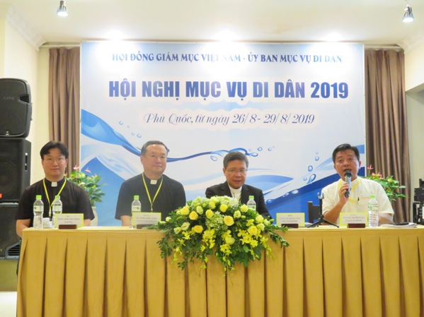 Hội nghị Mục vụ Di dân Toàn quốc 2019