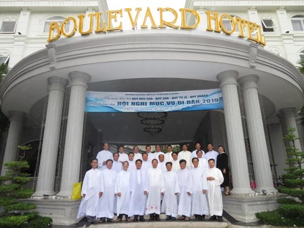 Thư Chung của Hội nghị Mục vụ Di dân 2019 gửi Anh Chị Em Công giáo xa quê