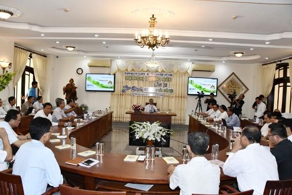 Hội nghị Thường niên của Ủy ban Mục vụ Gia đình lần thứ XI- 2020: Ngày I