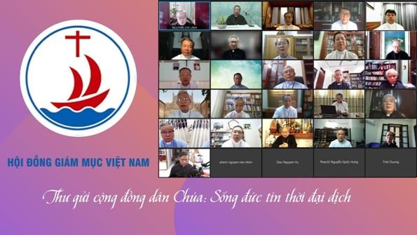 Thư HĐGM Việt Nam gửi cộng đồng dân Chúa: Sống đức tin thời đại dịch