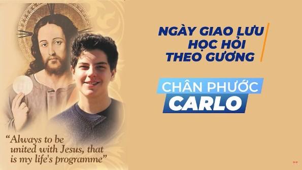 Thư mời tham dự chương trình Hòa mạng cùng Carlo ngày 10.10.2020