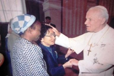 Lòng hiếu thảo: điểm gặp gỡ liên tôn - Nữ tu Mai Thành