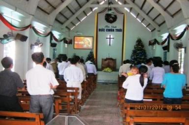 Hiệp nguyện Mục sư – Truyền đạo – Chấp sự Hội Thánh tỉnh Sóc Trăng đầu năm mới