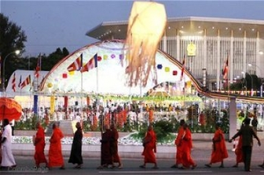 Sri Lanka với tuần lễ Wesak