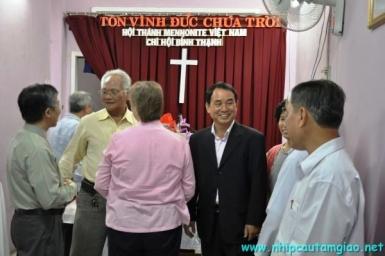 Giao thoa Tân Mão - Nhâm Thìn: Tao phùng Kitô hữu Công giáo - Mennonite