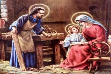 Gia đình Thánh: Tin Mừng Lễ Thánh Gia Thất bằng hình ảnh (30.12.2012)