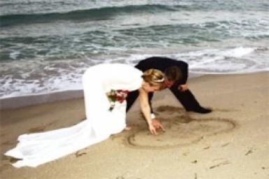 Viết chữ trên cát