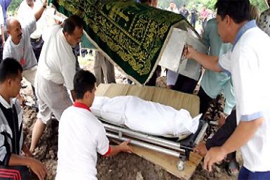 Solah Zanazah: Cách thức hành lễ tập thể cho người chết
