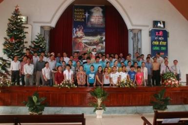 Ban Truyền giáo tỉnh Bình Thuận Tổng Kết Hoạt Động Năm 2011