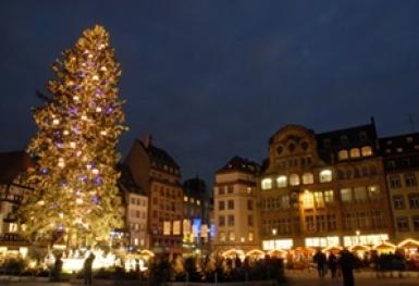 Lịch sử cây thông Noel