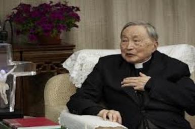 GP Thượng Hải: Đức giám mục Kim Lỗ Hiền qua đời