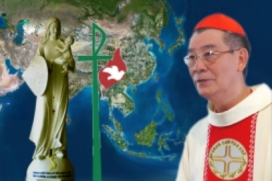 Phỏng vấn Đức Hồng Y GB. Phạm Minh Mẫn nhân dịp Đại hội FABC 10-16/12/2012