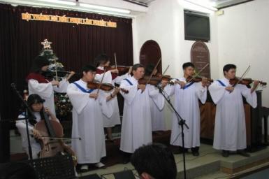 Lễ Giáng Sinh ở Phước Bình