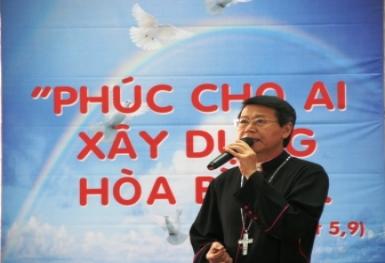 """Phát biểu Khai mạc Ngày Hội ngộ """"Chung tay xây dựng bình an"""" (27.10.2011)"""