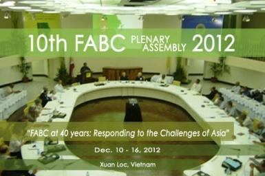 Các Giáo hội nhỏ tại Á châu mang đến nhiều bài học cho FABC