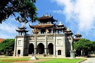 Nhà thờ lớn Phát Diệm (2)