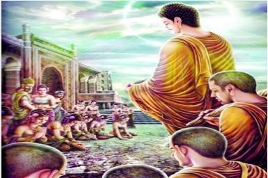 Đức Phật đối với quan hệ anh em, thân tộc