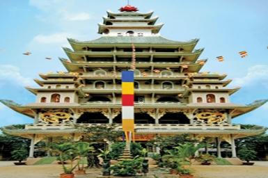 6 ngôi chùa đặc biệt ở TP.HCM