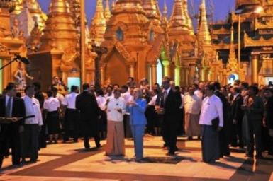 Hai câu chuyện ngoại giao liên quan đến văn hóa Phật giáo