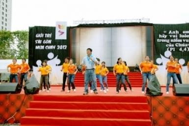 """Sứ điệp Ngày Quốc tế Giới Trẻ 2012: """"Anh em hãy vui luôn trong Chúa!"""""""