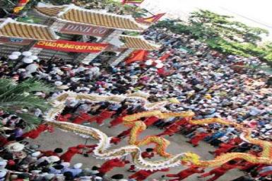 Lễ hội Dinh cô (Long Hải)