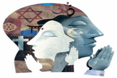 Dấu ấn Thần Khí nơi các tôn giáo lớn