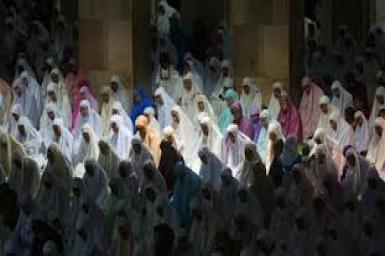 Các ngôi vườn của những người nhịn chay (5) - Lễ Nguyện Taraawih