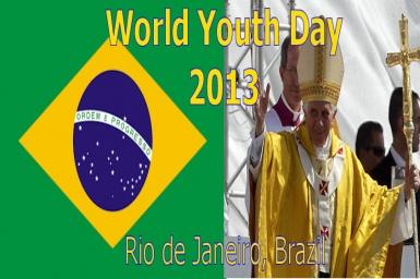 Sứ điệp nhân Ngày Quốc tế Giới trẻ 2013