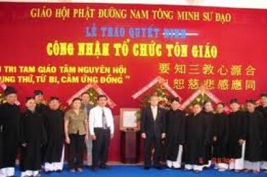 Giới thiệu về Ngũ chi Minh đạo và Minh sư đạo tại Việt Nam
