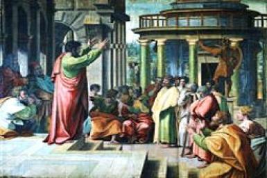 Năm cuộc đối thoại truyền giáo của Thánh Phaolô