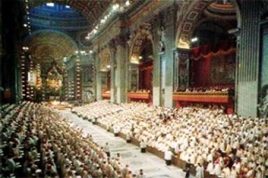 Vatican II theo tư liệu của các Nghị phụ