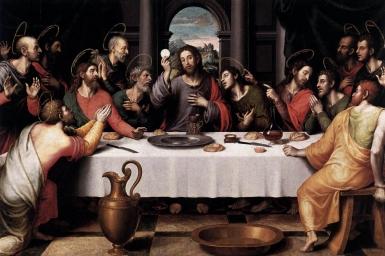 Tìm hiểu Sách GLHTCG – Phần II. Bài 29. Chúa Giêsu cử hành bữa tiệc ly