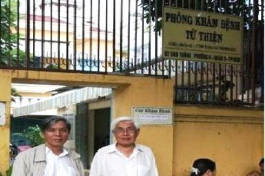 Hoạt động của Phòng khám bệnh Từ Thiện Tam Tông Miếu (2)