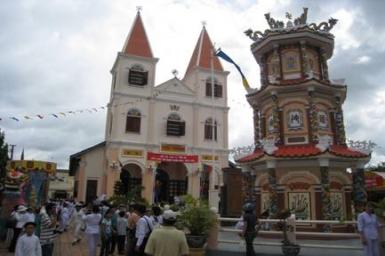 Các chi phái Cao Đài giáo tại Việt Nam