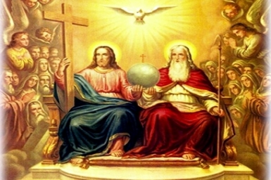 Tin Mừng bằng hình ảnh: Chúa nhật lễ Chúa Ba Ngôi