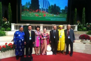 Chia sẻ về Đại hội Baha`i Quốc tế lần thứ 11